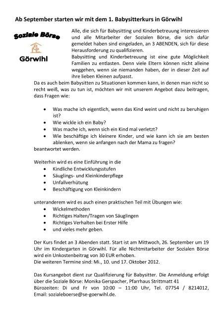 Nr. 9 vom 15.09. bis 26.10.2012 - Seelsorgeeinheit Görwihl