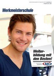 Werkmeisterschule - BFI NÖ