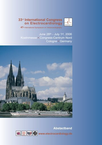 33rd International Congress on Electrocardiology
