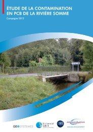 Etude PCB Somme - Agence de l'eau Artois Picardie