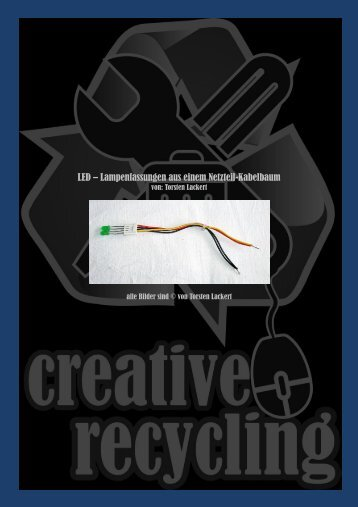 LED - creative-recycling bei google+