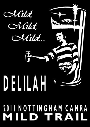 the Mild Trail - Nottingham CAMRA
