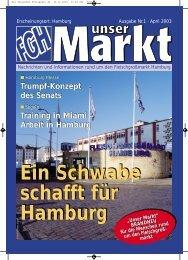 Trumpf-Konzept des Senats Training in Miami ? Arbeit in Hamburg ...