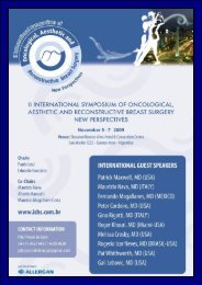 II International Symposium of Oncological, Aesthetic