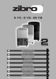 D 112 - D 116 - DX 118 - feiyue