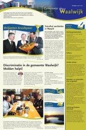 Gemeentepagina week 14 - Gemeente Waalwijk