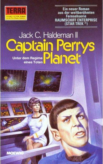 Jack C. Haldeman II Captain Perrys Planet