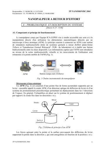 TP NanoManipulation