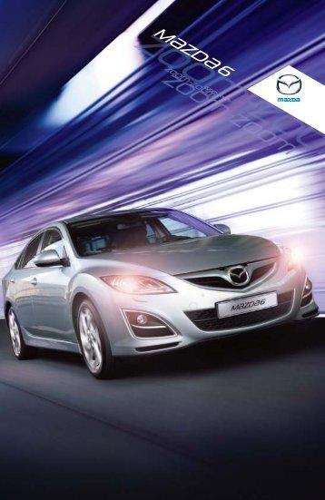 M{ZD{6 - Mazda