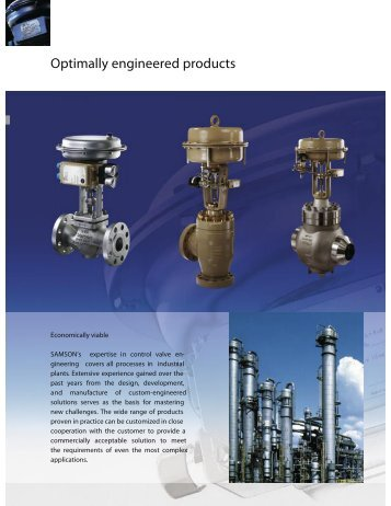 Samson Products - Ross Controls