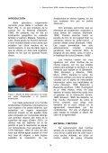Efecto de la especie y color de los oponentes en la agresividad de ... - Page 2