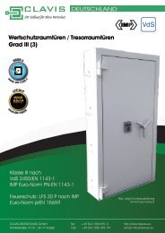 Download PDF Prospekt - Tresore.eu