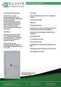 Download PDF Prospekt - Tresore.eu - Page 2
