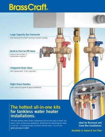 Tankless Water Heater Service Manual Rinnai