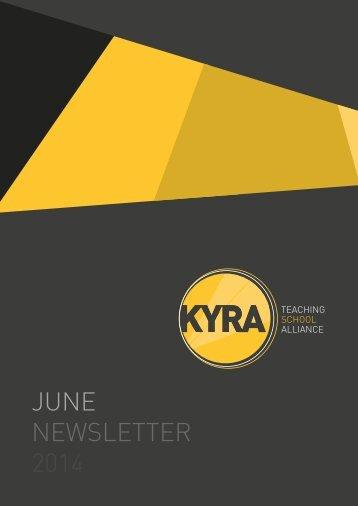 KYRA-NEWSLETTER-June-2014