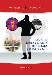 Upravljanje rizicima i osiguranje.pdf - Seminarski-Diplomski.Rs