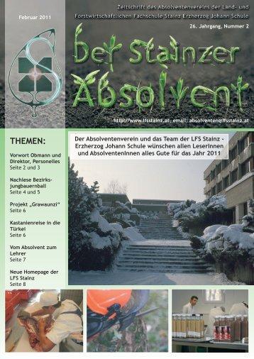 AV Zeitung Jänner 2011_Layout 1 - LFS Stainz