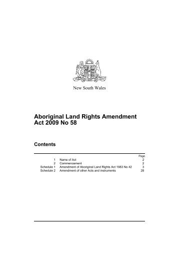 an analysis of aboriginal land rights The aboriginal land rights that indigenous people had had lived in australia for thousands of years and enjoyed rights to their land according to their own laws.