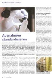 Ausnahmen - SEIKO Optical Europe GmbH