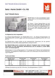 Seitz + Kerler GmbH + Co. KG