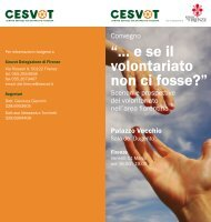 Programma [Pdf - 231 KB] - Cesvot