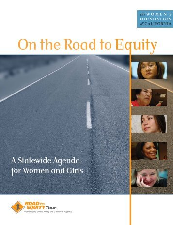 On the Road to Equity - San Diego Health Reports and Documents