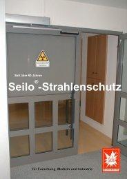 Seilo -Strahlenschutz - Seitz + Kerler GmbH + Co KG