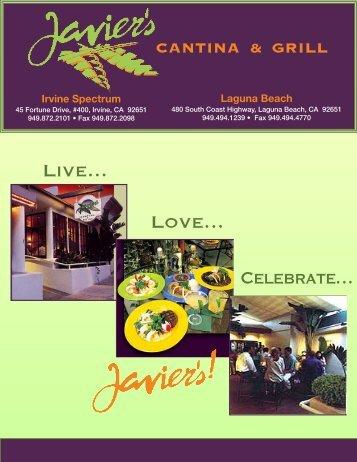 Laguna Beach - Your Restaurant Connection