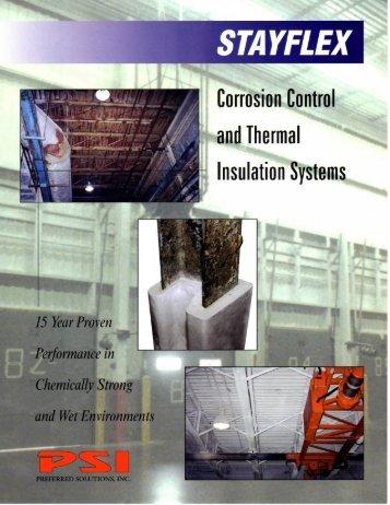 Stayflex® Corrosion Control System Brochure - Preferred Solutions ...