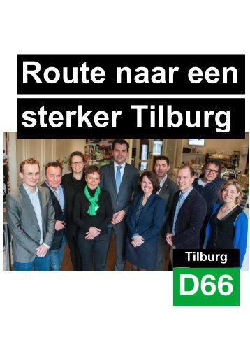 Programma-D66-Tilburg-2014-20181