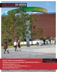 Hent Bibliotek og Viden 2012:3 - Kulturstyrelsen