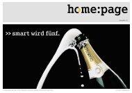 home:page Ausgabe 03 - Smart Center Esslingen