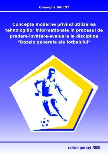 Coperta Concepte moderne tehnologii informationale - PIM Copy