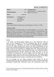 Kläger - Richard Boorberg Verlag