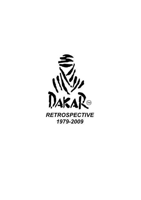 Paris Algiers Dakar Auto Seikel Gmbh