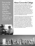 Associate Degree Programs - Concordia College - Logon - Page 6