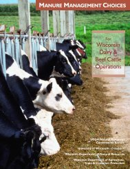 Manure Management Choices - Water Resources Education ...