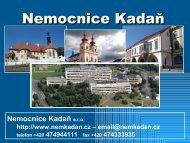 Nemocnice Kadaň