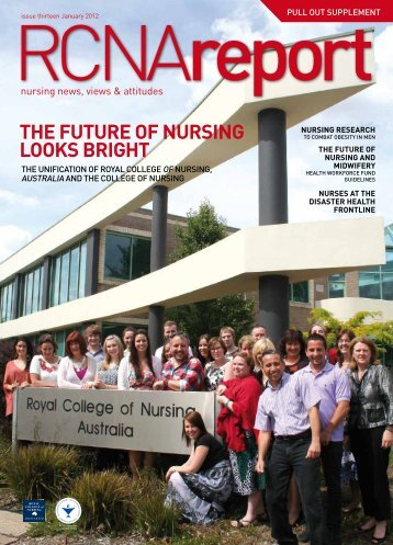The fuTure of NursiNg looks brighT - Royal College of Nursing ...