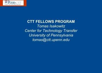 SHORT FORM - University of Pennsylvania