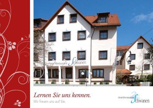 Image-Broschüre - Hotel - Restaurant Schwanen