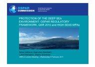 Ospar Commission presentation (PDF Document) - UKELA