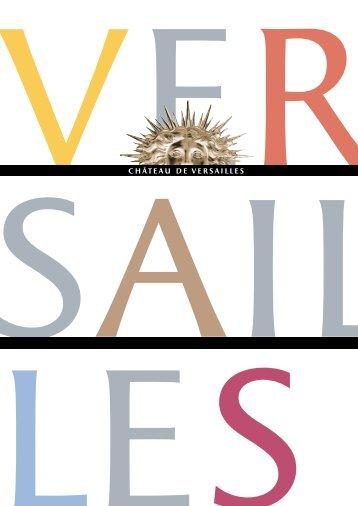 Press Release - Versailles - Château de Versailles
