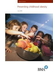 Preventing childhood obesity - International Association for the ...