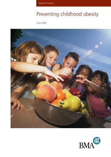 Preventing childhood obesity - International Association for the ...