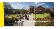 Landscape Architecture - Cooper Carry