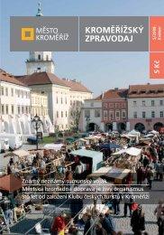 Vydání - 5 / 2009 - Město Kroměříž