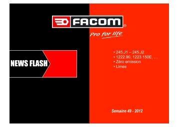 DPL_2013_FacomNewsflash sem 49 - Auto-Mecanique