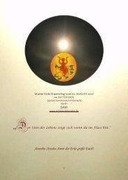 Atumba Atasha Atem die Erde grüßt Euch! - pachamama 2012