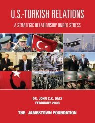 US-TURKISH RELATIONS A Strategic Relationship Under Stress By ...